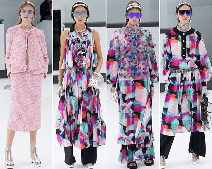 Karl Lagerfeld - 2016 - new trends