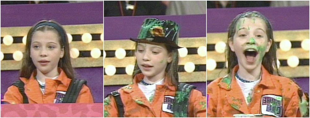 Michelle Trachtenberg`s best child roles Figure it out, 1998-1999