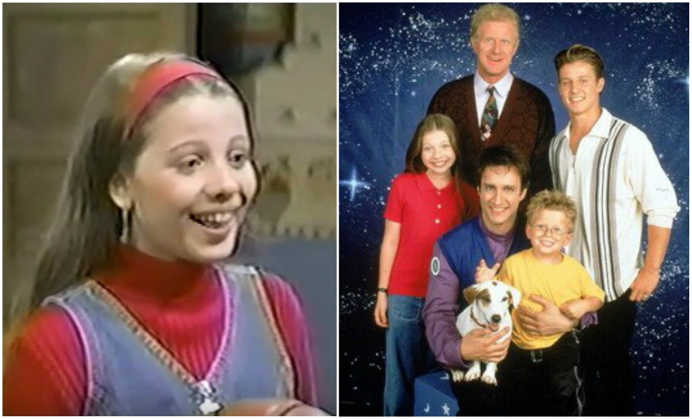 Michelle Trachtenberg`s best child roles Meego, 1997
