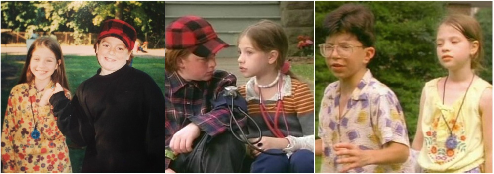 Michelle Trachtenberg`best child roles - The adventures of Pete and Pete,1994-1996