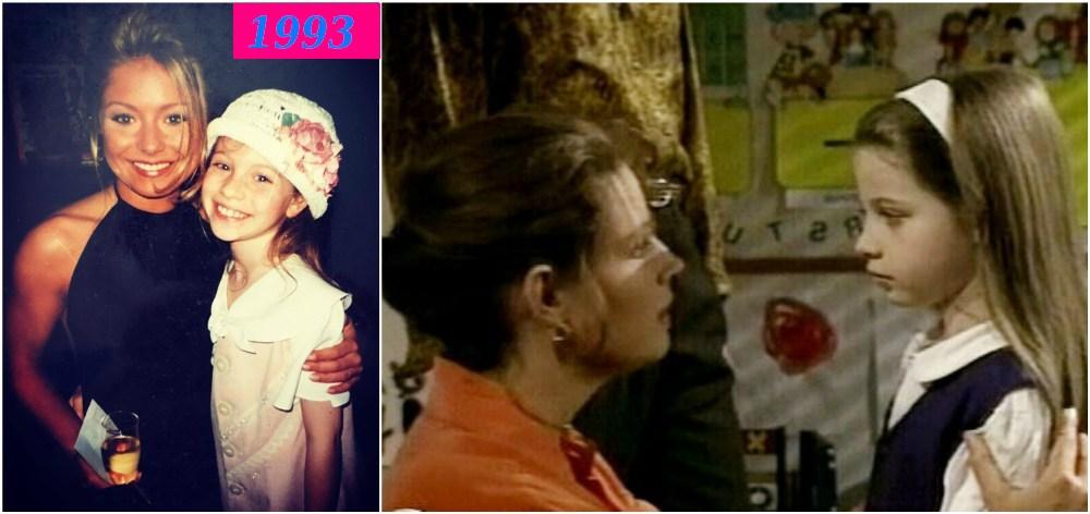 Michelle Trachtenberg`s best roles - All my children, 1993-1996