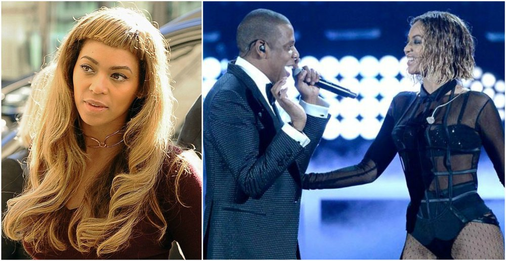 Beyonce`s hairstyles timeline - year 2014
