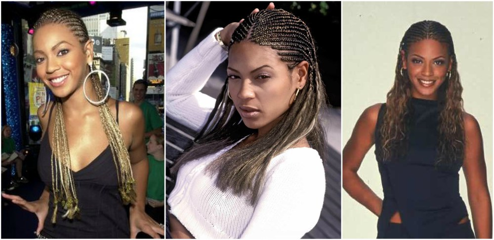 Beyonce Hair Style: Beyonce's Hair Timeline: From Straight To Wavy Hairstyles
