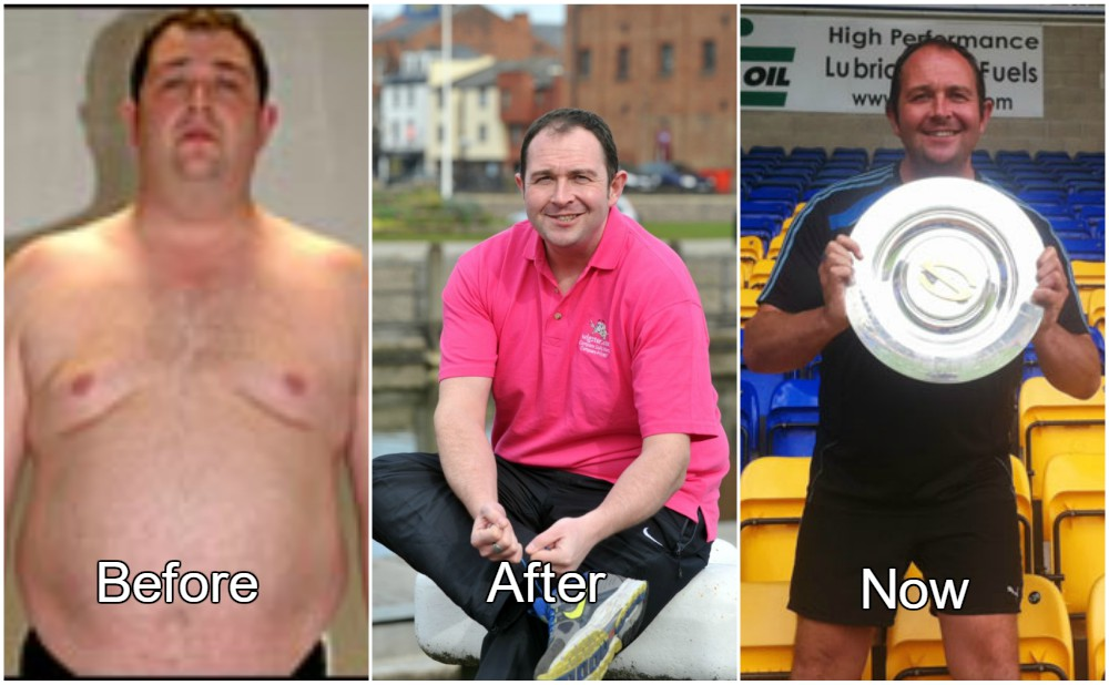 biggest loser uk aaron howlett