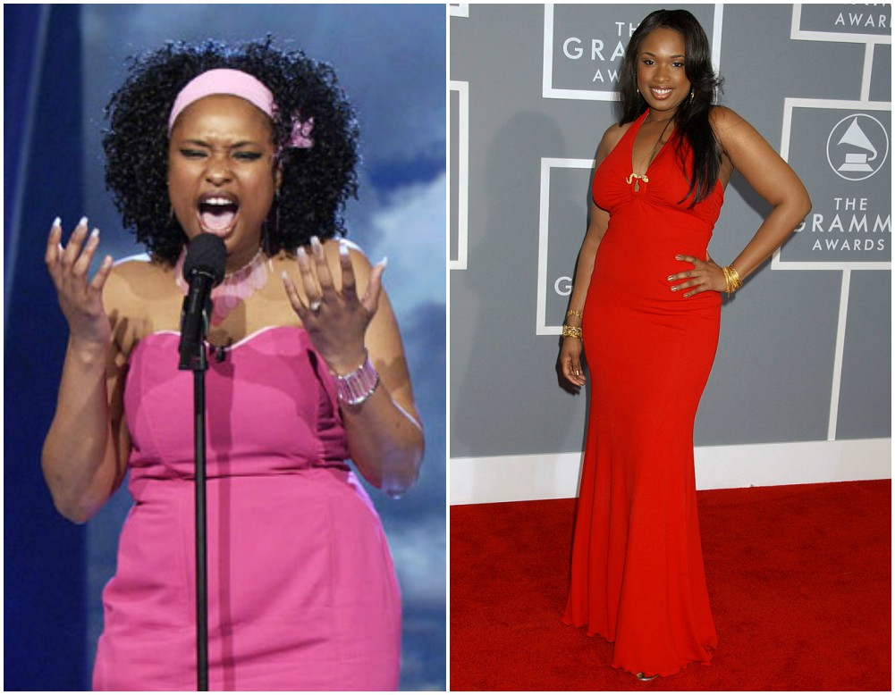 Jennifer Hudson`s weight loss journey started in 2010