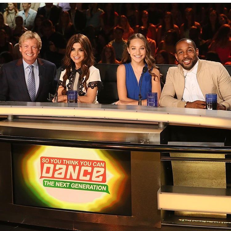 Stephen Twitch Boss in So you think you can dance, 2016