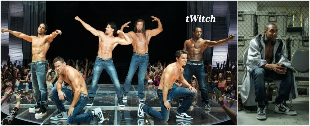 Stephen Twitch Boss body in Magic Mike XXL, 2015