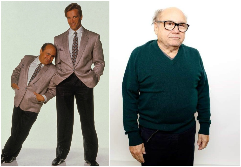 Danny Devito`s height 147cm / 4' 10in
