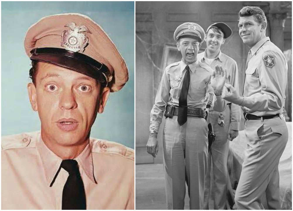 Don Knotts` height 169cm / 5'6.7 in