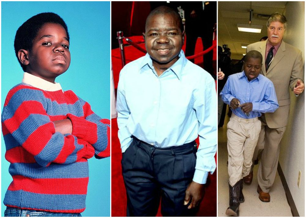 Gary Coleman`s height 142cm / 4' 8 in