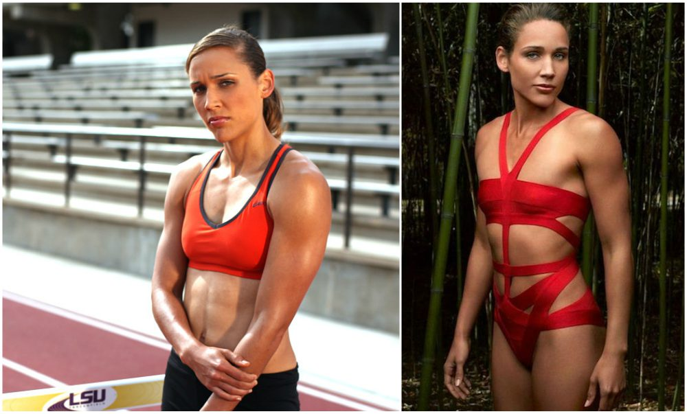 Hottest professional sports women - Lolo Jones (Bobsledder)
