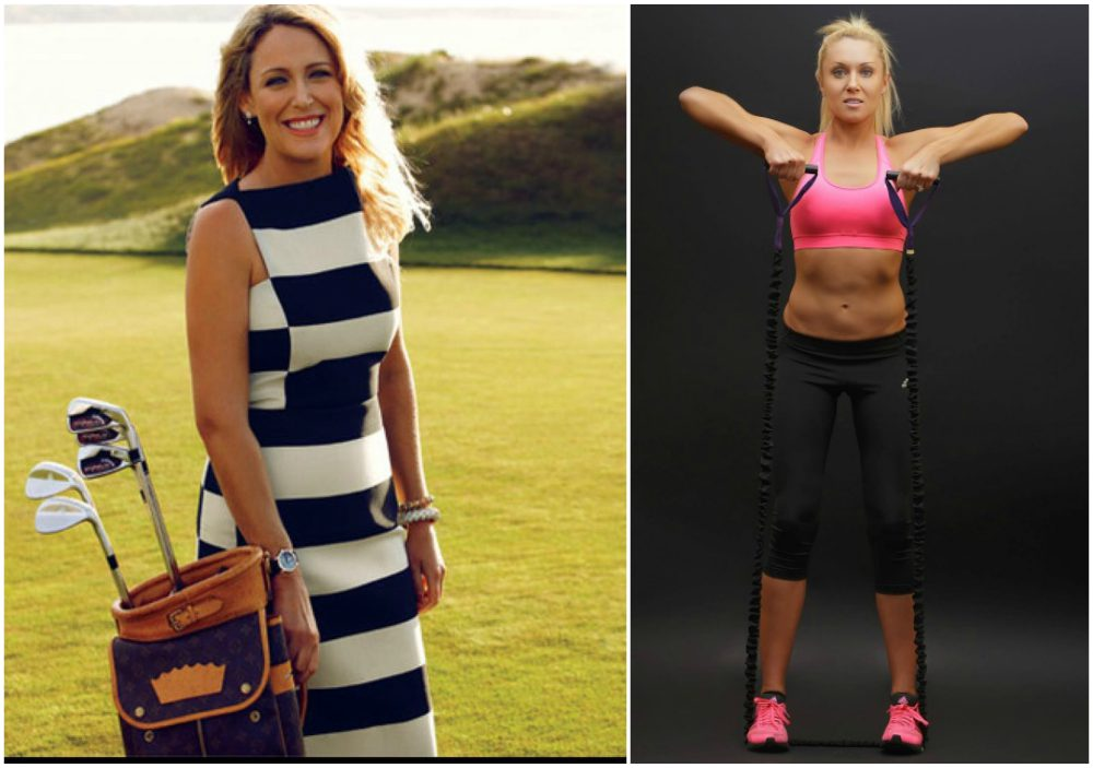 Hottest professional sports women - Natalie Gulbis (Golfer)