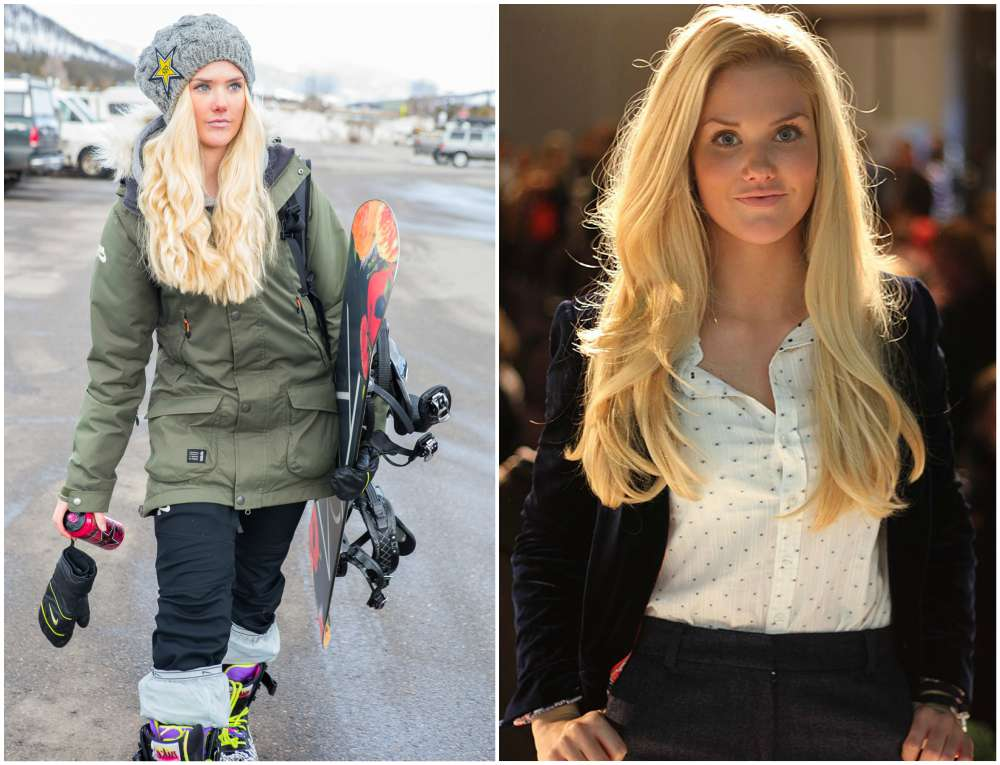 Hottest professional sports women - Silje Norendal (Snowboarder)