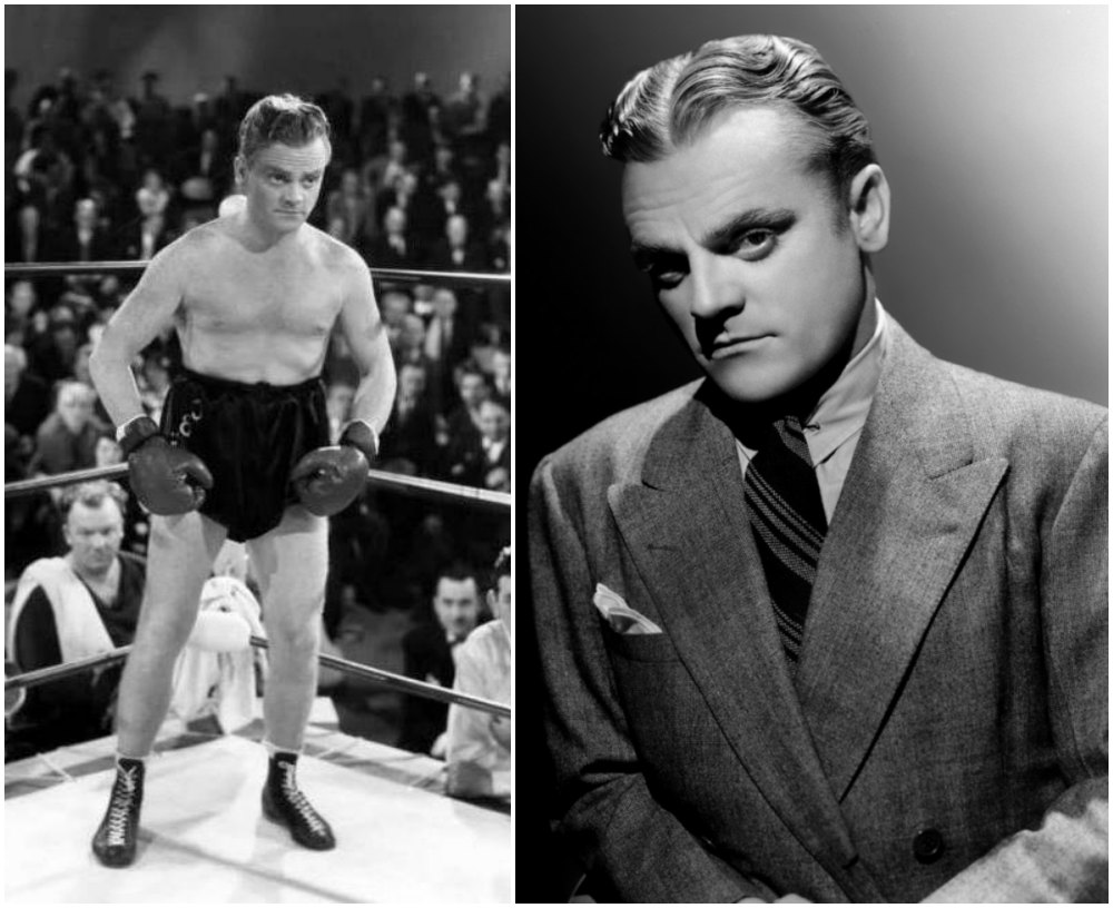 James Cagney`s height 166cm / 5'5.5 in
