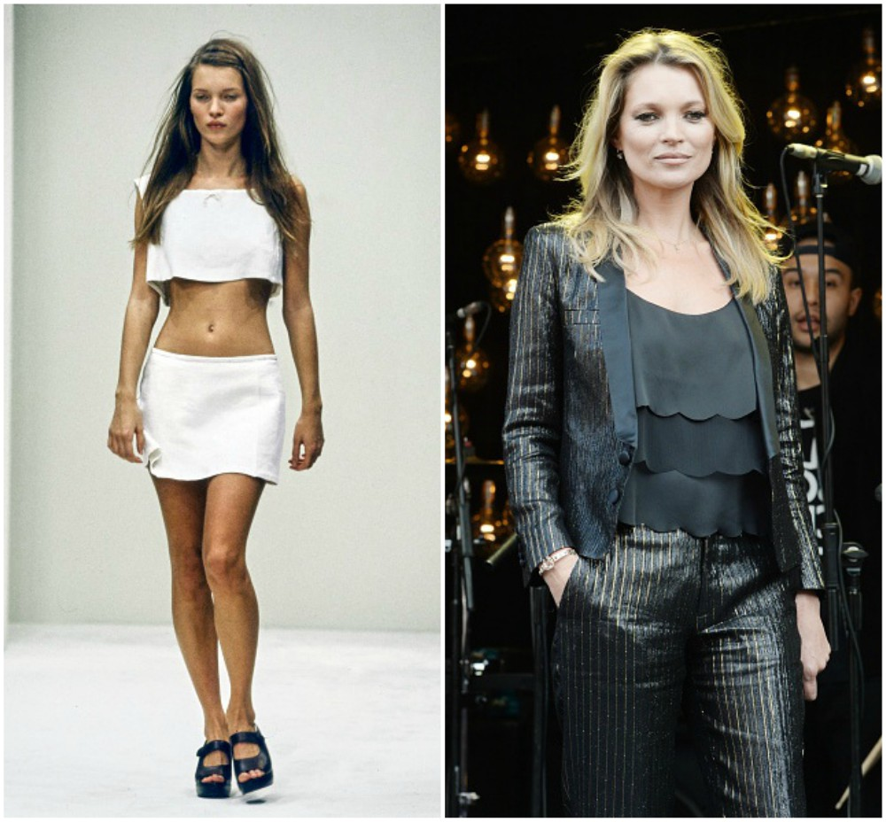 Kate Moss height weight and age