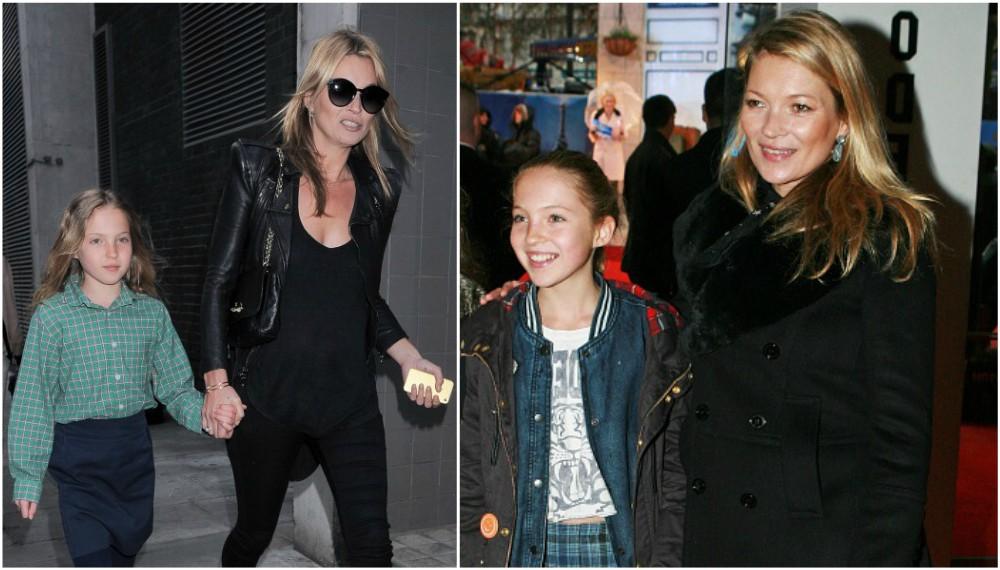 Kate Moss family