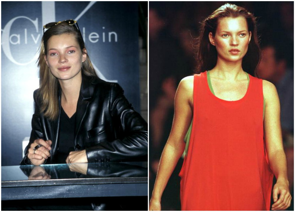 Kate Moss heigth, weight and age