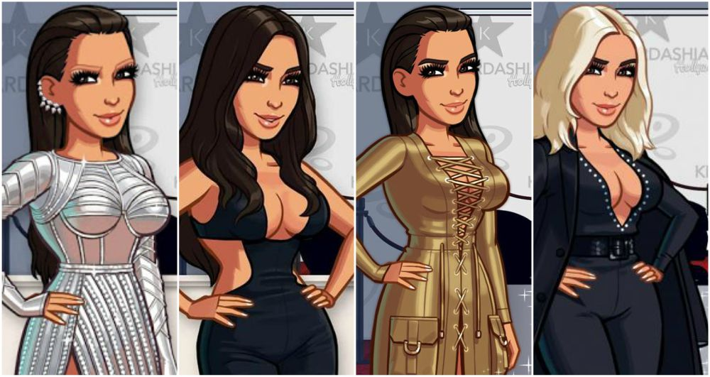 What you didn`t know about Kim Kardashian: HOLLYWOOD