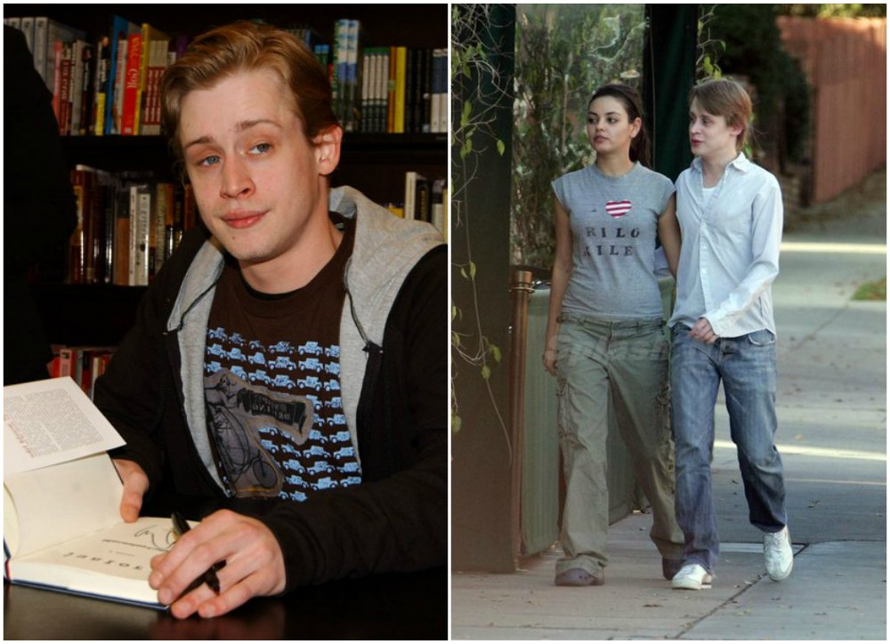 Macaulay Culkin`s height 167cm / 5'6 in