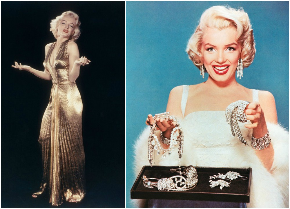 Marilyn Monroe`s height, weight, age and body measurements