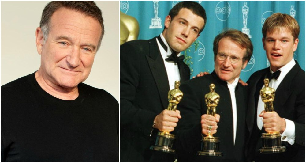 Robin Williams`height 170cm / 5'7 in