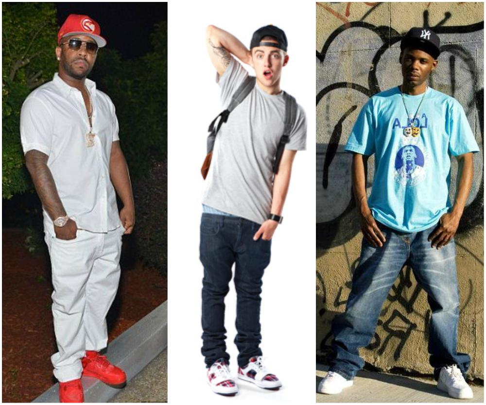 the height chart in rap from shortest to tallest rappers