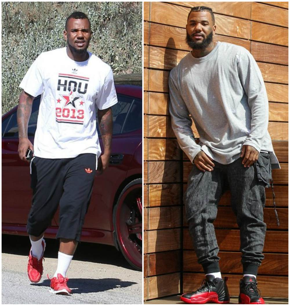 Rapper THE GAME Got FAT . . . Gained 50 POUNDS!! (PICS ...