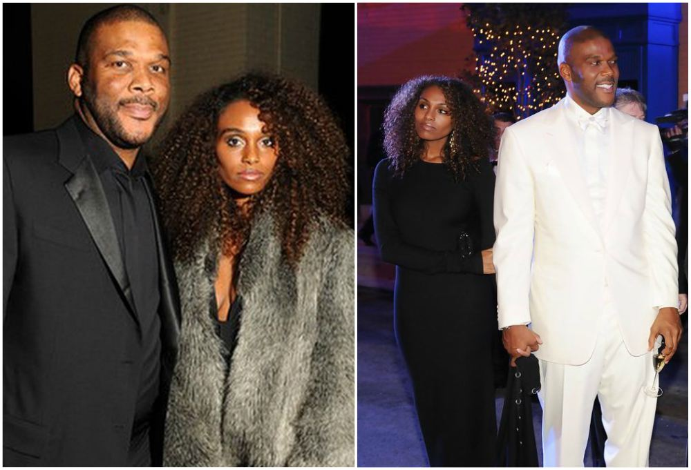 Tyler Perry`s family