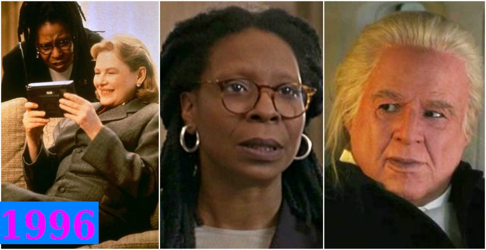 Whoopi Goldberg`s comedy roles - The Associate, 1996