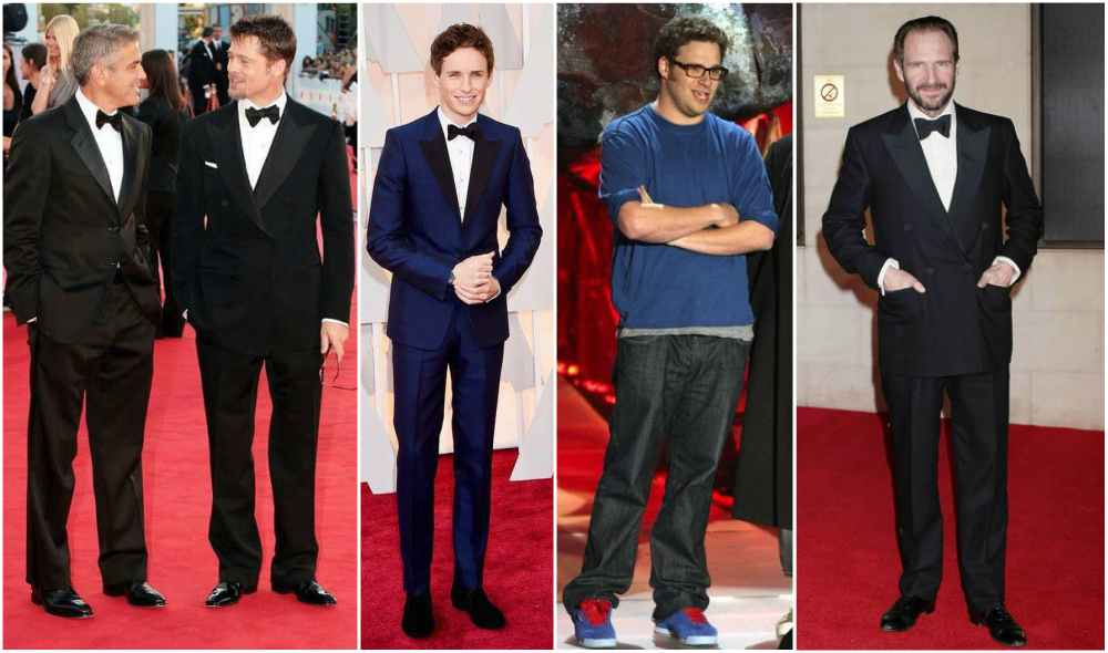 Famous tall actors