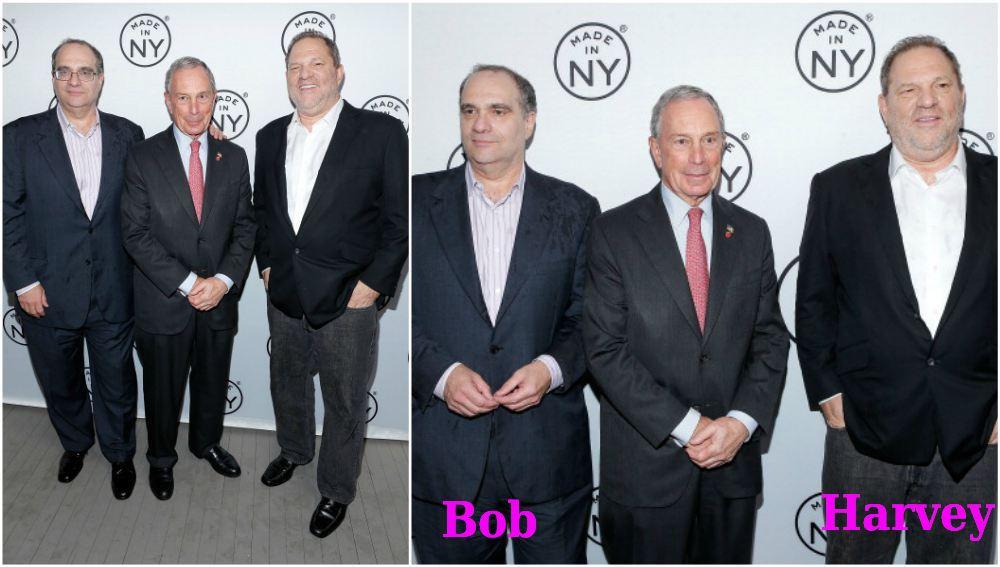 Bob Weinstein`s family