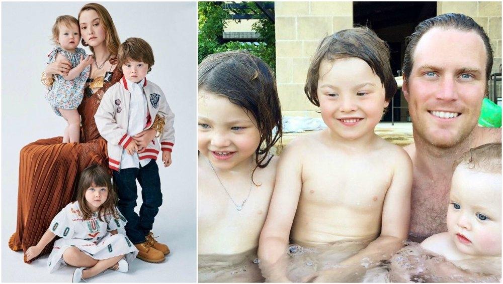 Devon Aoki`s family