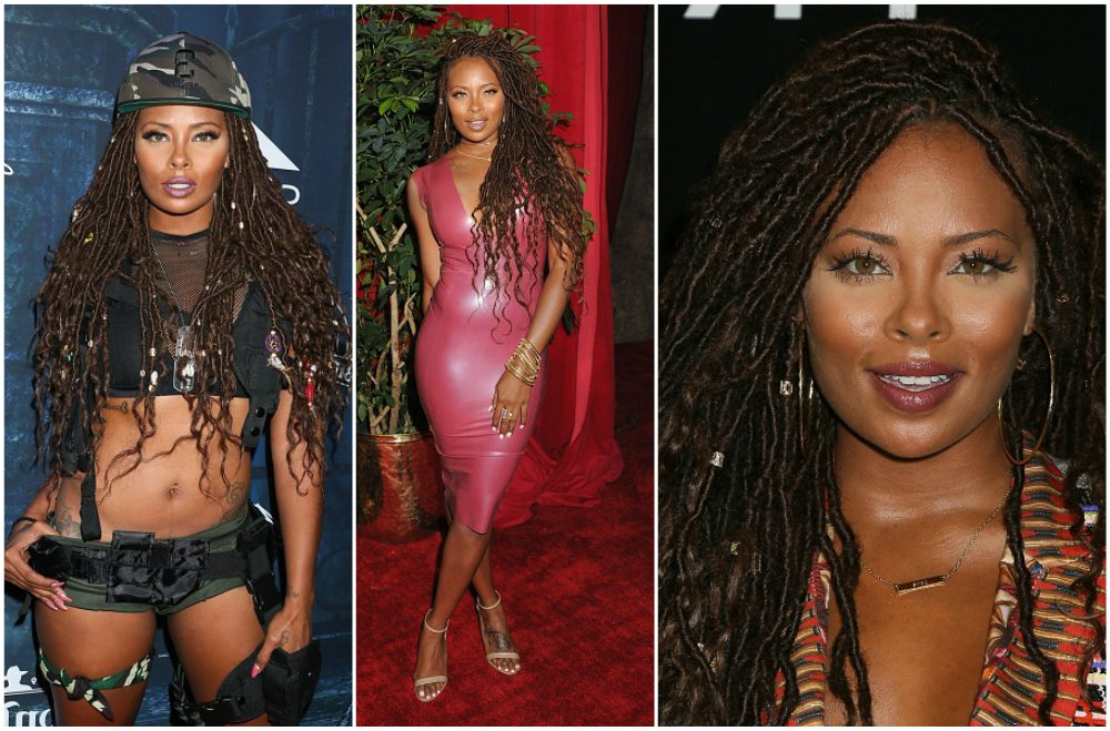 Eva Marcille`s height, weight, age