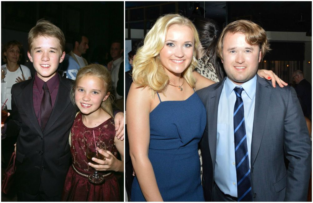 Famous siblings in Hollywood - Emily and Haley Joel Osment
