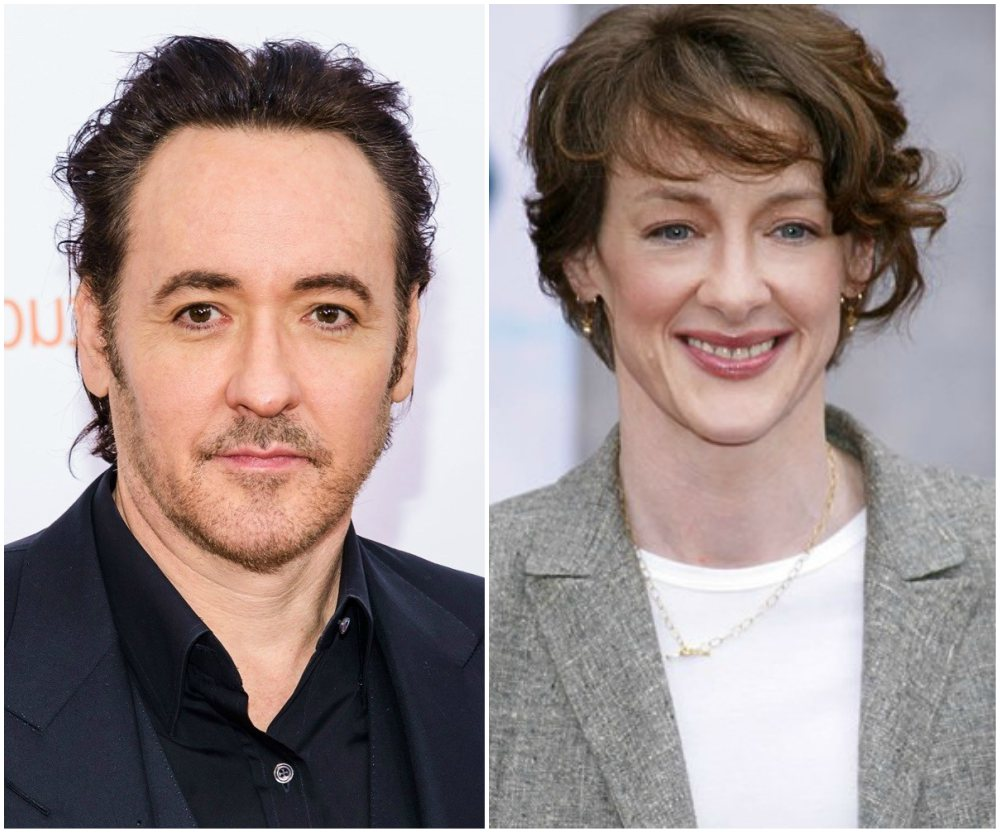 Famous siblings in Hollywood - John and Joan Cusack