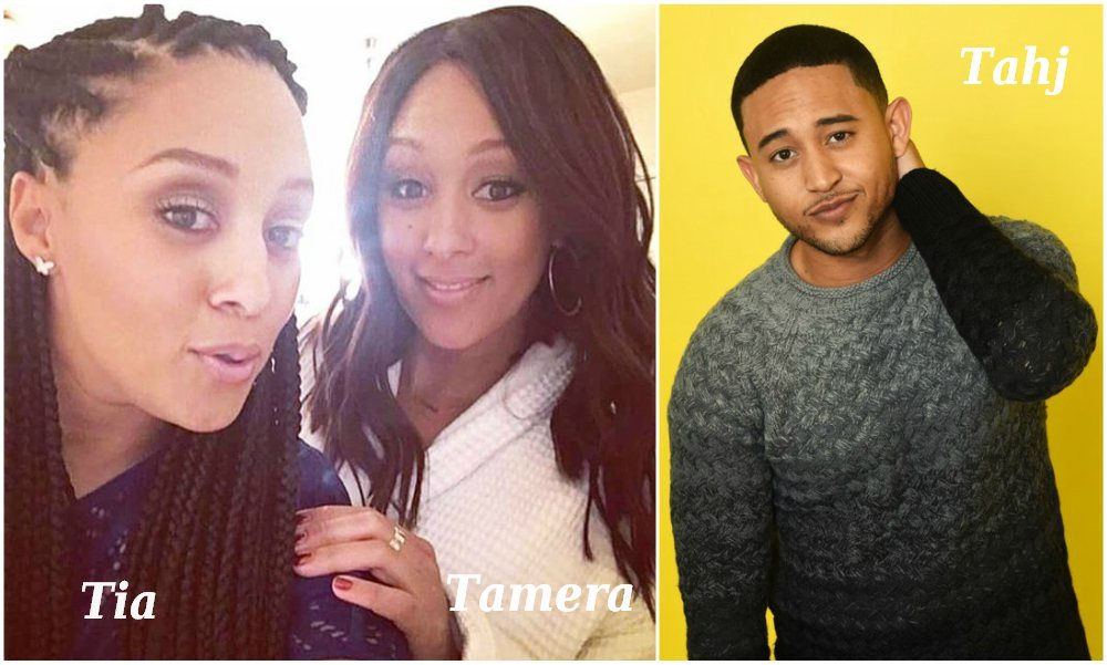 Famous siblings in Hollywood - Tia, Tamera and Tahj Mowry