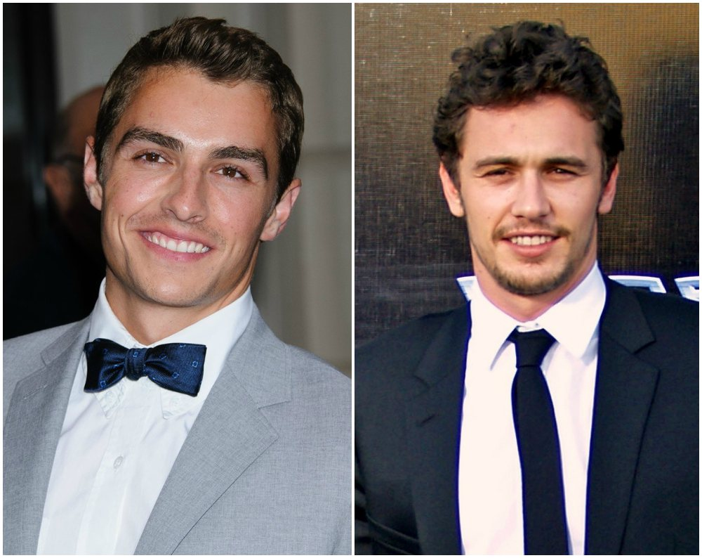 Famous siblings in Hollywood - James and Dave Franco