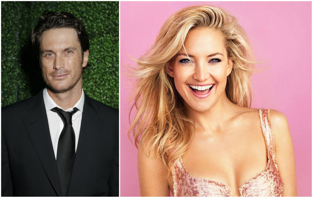 Famous siblings in Hollywood- Oliver and Kate Hudson