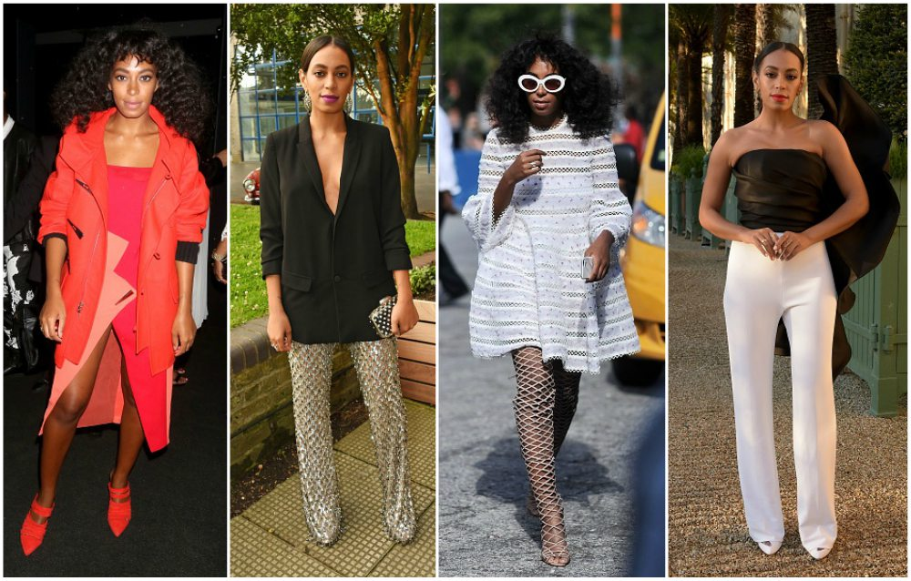 Solange Knowles` best looks