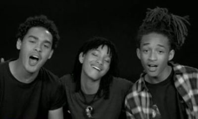 Will Smith's kids: Trey, Jaden and Willow
