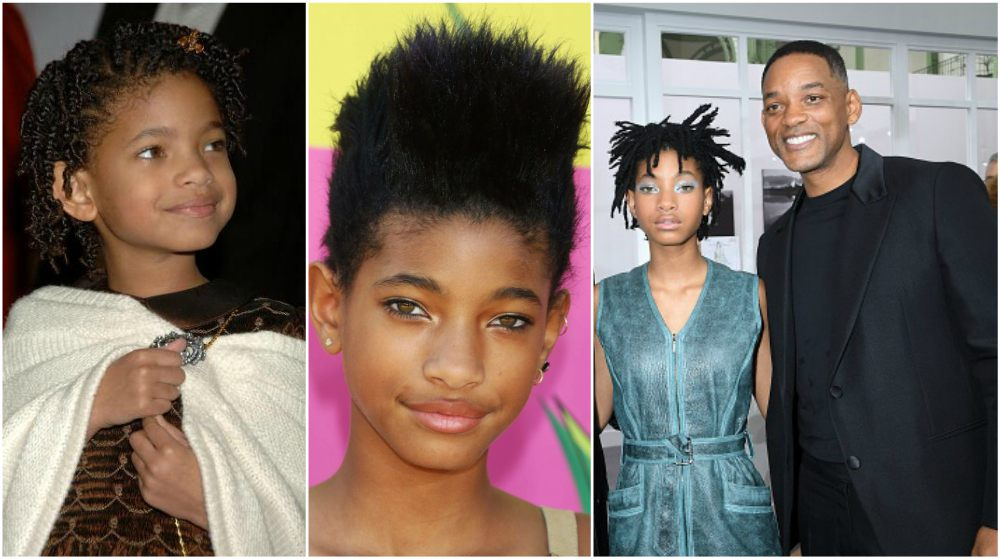 Will Smith`s children - Willow Smith
