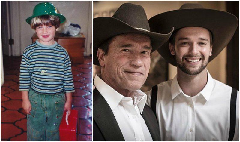 Arnold Schwarzenegger`s children - Patrick Schwarzenegger