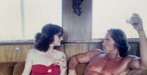 Arnold Schwarzenegger lover Sue Moray