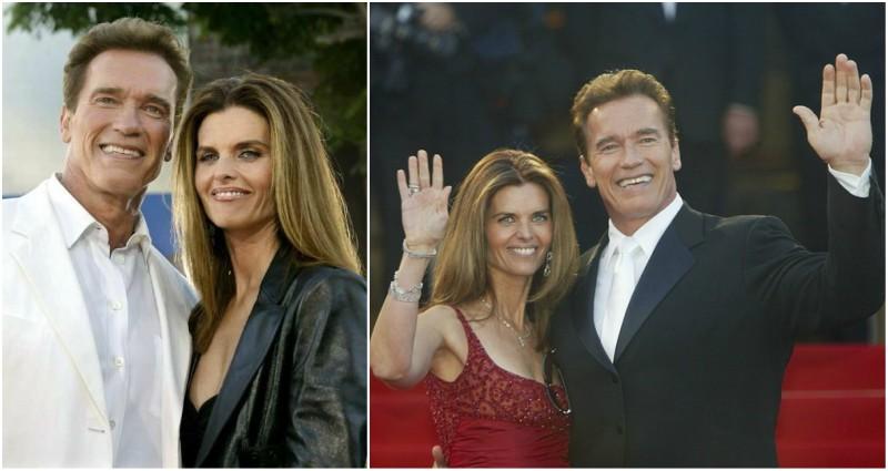 Arnold Schwarzenegger`s ex-wife Maria Shriver