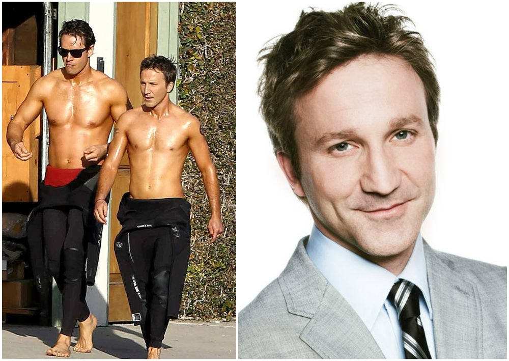 Breckin Meyer`s height 162cm / 5'4 in