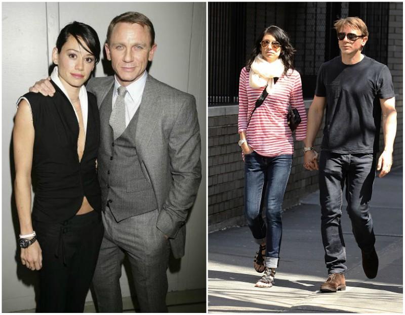 Daniel Craig`s girlfriend Satsuki Mitchell
