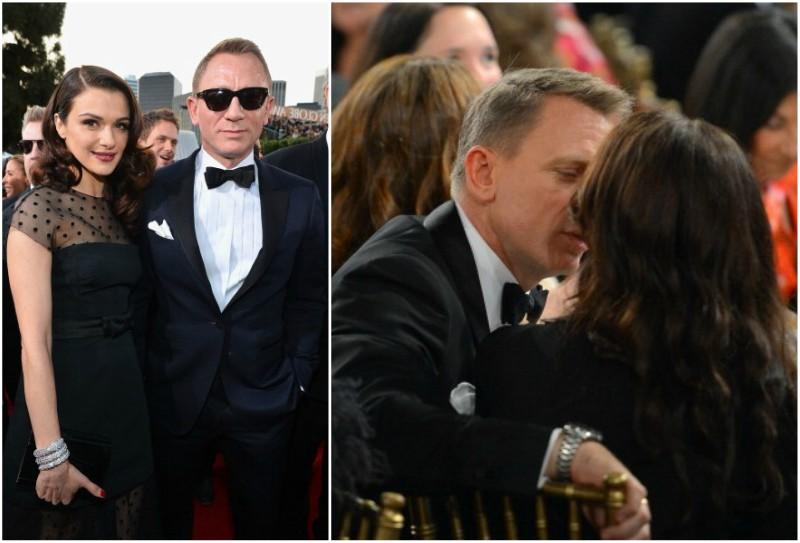 Daniel Craig`s wife - Rachel Weisz