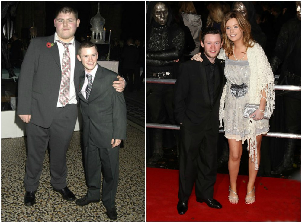 Devon Murray`s height 5'3 in (160 cm)