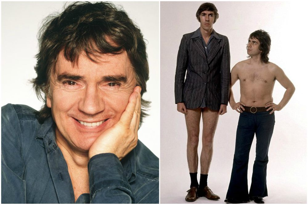 Dudley Moore`s height 161cm / 5'3.5 in