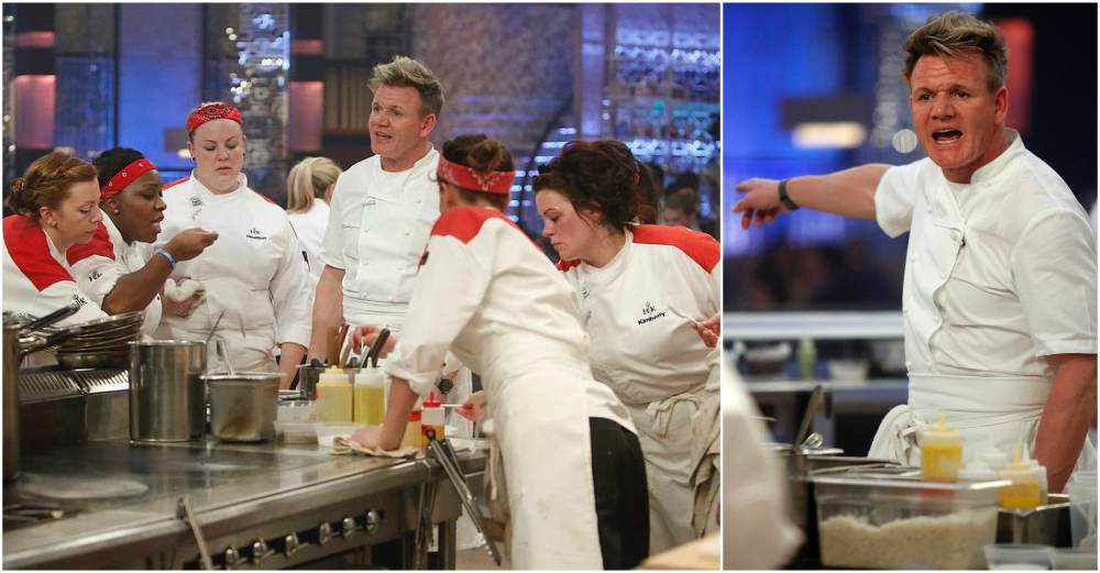 Gordon Ramsay`s height, weight and age